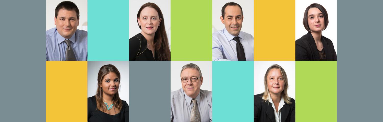 bandeau équipe Cabinet Palmier - Brault - Associés