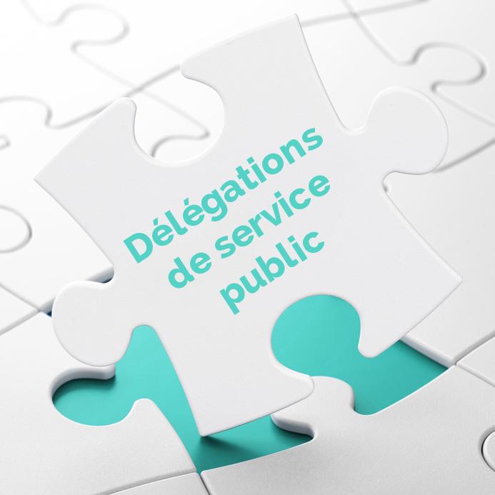 Avocat délégations de service public