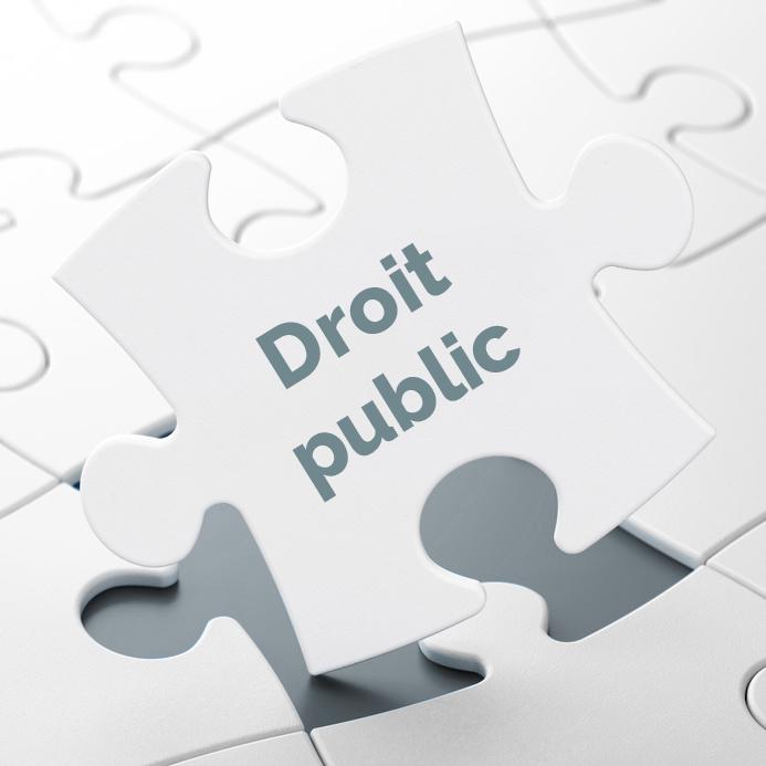 Avocat droit public