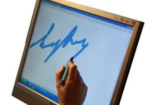 A peine d'irrégularité de l'offre, la signature électronique doit être établie avec certitude.
