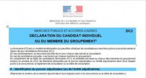 Limitation des documents et renseignements exigés des candidats