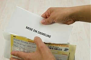 Mise en demeure d'établir le décompte général du marché: un simple courrier suffit !