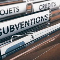 Les conventions de subvention ne riment pas avec contrats administratifs !